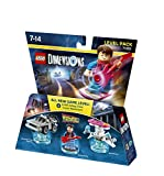 Cheapest LEGO Dimensions Back to the Future Level Pack on PlayStation 4