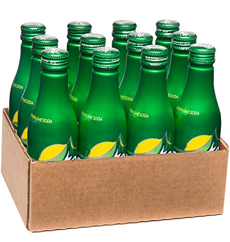 Sprite Aluminum Bottle, 8.5 Ounce (Pack of 12) (Soda Aluminum Bottle compare prices)