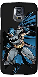 Coveroo Thinshield Cell Phone Case for Samsung Galaxy S5 - Retail Packaging - Batman Cape at Gotham City Store