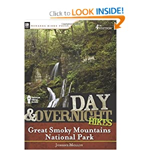 Day and Overnight Hikes: Great Smoky Mountains National Park (Day and Overnight Hikes)