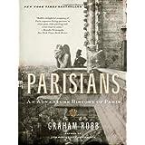 Parisiansby Graham Robb