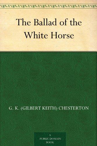 The Ballad of the White Horse PDF