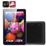 10.1 Inch Quad Core Tablet PC 'Kappa' - All Winner A33 CPU, Mali 400 GPU, OTG, 1GB RAM, 8GB Memory (Black)
