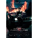 The Girl Who Played With Fire (English dubbed) ~ Noomi Rapace