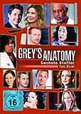 Grey's Anatomy: Die jungen Ärzte - Sechste Staffel, Teil Zwei [3 DVDs]