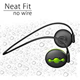 Avantree Casque Bluetooth sportif sans fil résistant sueur, idéal pour Jogging et autre sports extérieur , micro stéréo intégré- Jogger