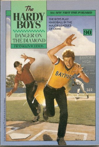 Danger on the Diamond (The Hardy Boys #90), Franklin W. Dixon