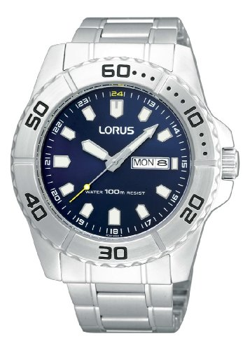 LORUS RH315AX9 WATCH MEN QUARTZ