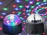 Crystal RGB LED DJ Star Ball Disco St...