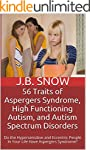 56 Traits of Aspergers Syndrome, High...