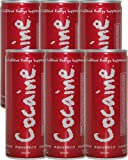 Cocaine Energy Drink - 8.4oz 6 Pack