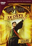 Harry Potter - DVD Interactif - Le défi de Poudlard [DVD Interactif]