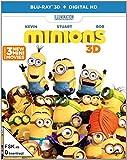 Minions  (+3D-Blu-ray) (+Blu-ray)