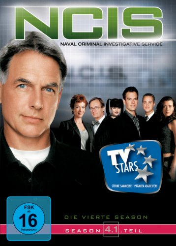 NCIS - Season 4, 1.Teil [3 DVDs]