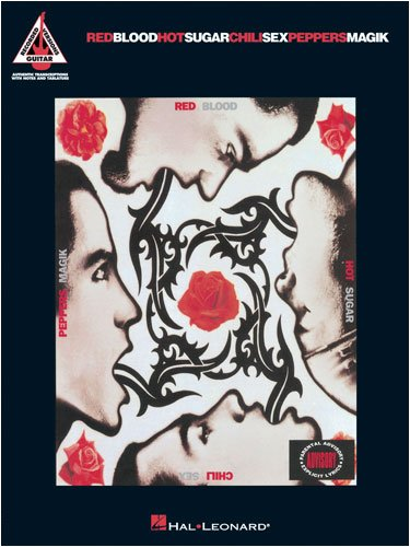 Red Hot Chili Peppers - Blood Sugar Sex Magik - Guitar Recorded Versions Songbook