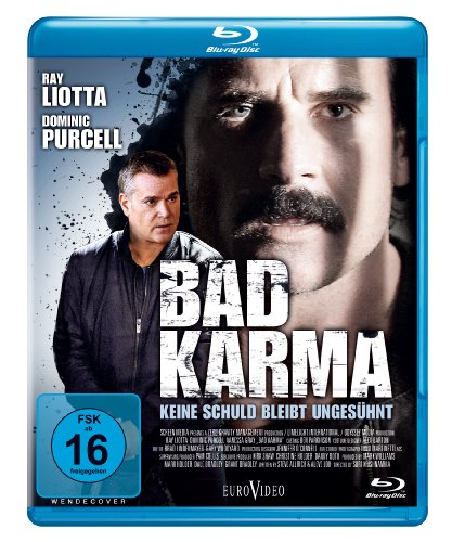 Bad Karma [Blu-ray]