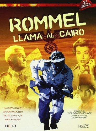 rommel-llama-al-cairo-dvd
