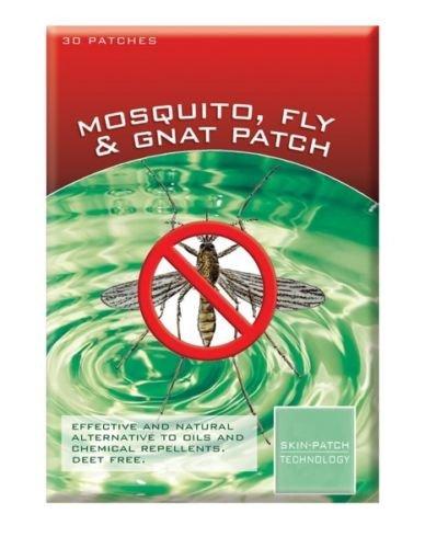 Mosquito Patch Mosquito Fly cerotto 30Cerotti DEET repellente funghi e Gratuitamente diretto della pelle