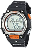 Timex Men's T5K582 Ironman Traditional Sport Watch with Black Resin Band