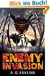 Enemy Invasion: Superhumans (Book 3)