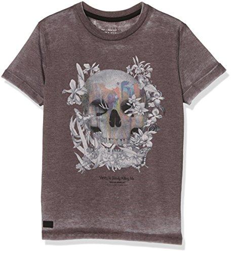Deeluxe Sugar, T-Shirt Bambino, Grigio (Grey), 16 Anni