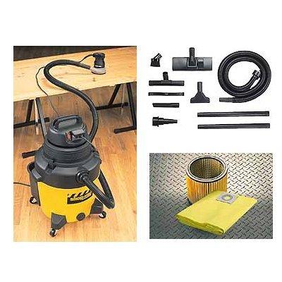Buy Shop Vac 6.0 HP Peak; 12 gallon lightweight poly tank w/ drain (Shop Vac Power Tools,Power & Hand Tools, Power Tools, Vacuums & Dust Collectors, Wet-Dry Vacuums)