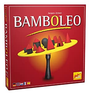 Bamboleo Zoch Verlag Stacking Game