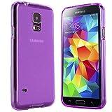 Samsung Galaxy S5 Mini Hülle in Lila - - Preisverlauf