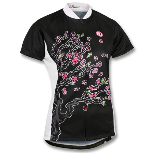 Image of Women's Cherry Tree Cycling Jersey (B007VHMC2O)