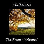 The Brontes' Poetry, Volume 1 | Charlotte Bronte,Anne Bronte,Emily Jane Bronte,Branwell Bronte
