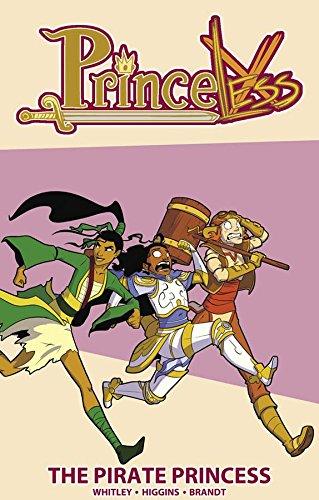 Princeless Volume 3: The Pirate Princess