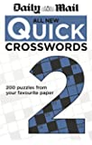 The Daily Mail: All New Quick Crosswords 2