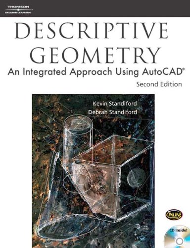 Descriptive Geometry: An Integrated Approach Using Autocad - Cengage Learning - DE-1418021156 - ISBN: 1418021156 - ISBN-13: 9781418021153