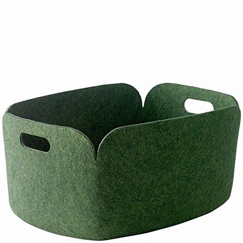 Muuto - Muuto Restore Storage Basket - Green