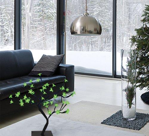 Sterling 92411052 23-Inch A/C Led Bonsai Tree, Green