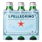 San Pellegrino Sparkling Mineral Water 6x250ml