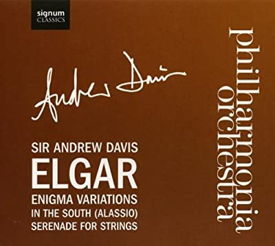 Elgar: Enigma Variations / In the South (Alassio) / Serenade for Strings, Opp. 20,36,50
