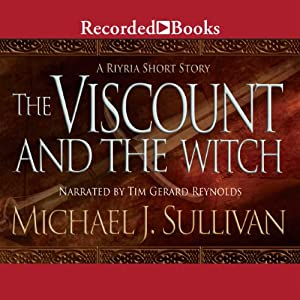 The Viscount and the Witch Audiobook