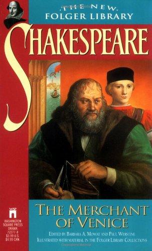 Merchant of Venice (Folger Shakespeare Library)