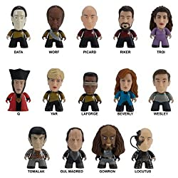 Star Trek: TNG Make It So Collection Titans Mini-Figure
