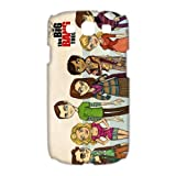 Customize Hot TV Shows The Big Bang Theory Hard Case for Your S3 I9300/I9308/I939 Case