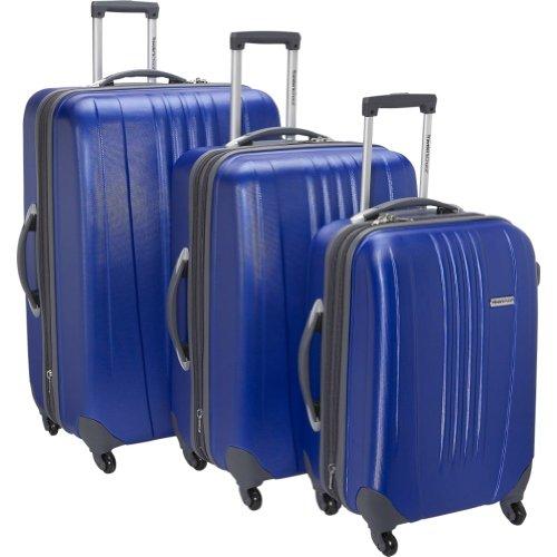 Travelers Choice Luggage Toronto Three Piece Hardside ...