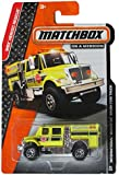 2014 Matchbox MBX Heroic Rescue International Workstar Brush Fire Truck