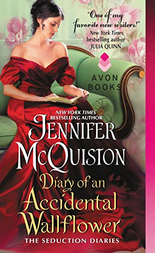 Jennifer McQuiston - Diary of an Accidental Wallflower (Seduction Diaries)