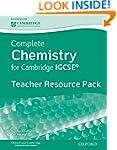 Complete Chemistry for Cambridge IGCS...