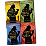 June Thomson 4 Books Collection Pack Set RRP: £31.96 (Holmes and Watson, The Secret Archives of Sherlock Holmes, The Secret Notebooks of Sherlock Holmes, The Secret Journals of Sherlock Holmes) June Thomson