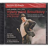 Janacek: Vylety pane Brouckovy / The Excursions of Mr Broucek, Mackerras, Prague NT, live