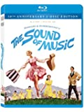 Sound of Music: 50th Anniversary Edition [Blu-ray] (Bilingual) [Import]