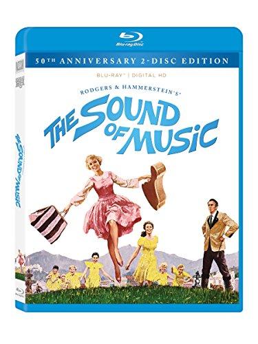 サウンド・オブ・ミュージック:50周年記念盤 / Sound Of Music: 50Th Anniversary Edition [Blu-ray]