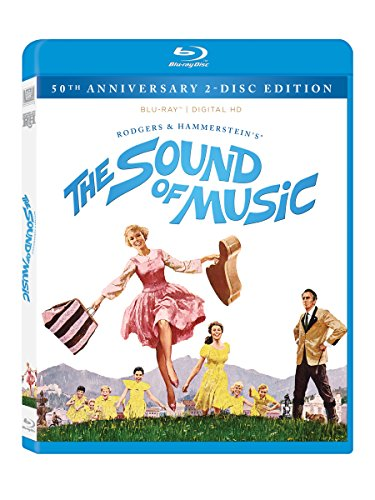Blu-ray : The Sound of Music (50th Anniversary) (Remastered, Anniversary Edition, Widescreen, Dubbed, )